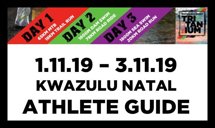 Athlete Guide 2019